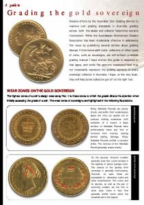 A guide to Grading the gold sovereign