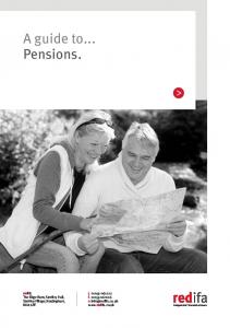 A guide to... Pensions