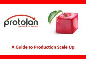 A Guide to Production Scale Up