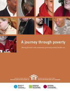 A journey through poverty