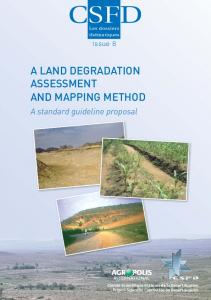 A LAND DEGRADATION ASSESSMENT AND MAPPING METHOD