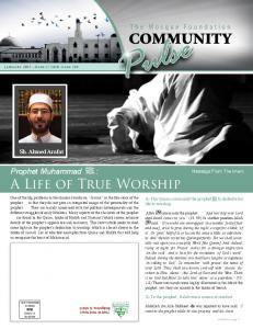A Life of True Worship