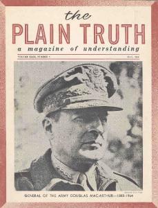 a magazine of understanding