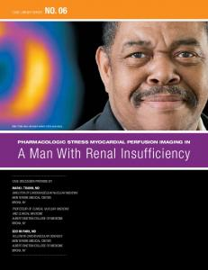 A Man With Renal Insufficiency