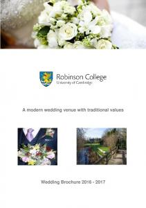 A modern wedding venue with traditional values