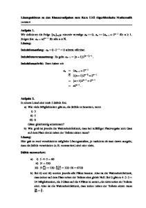 a n = 2a n n 1 IV = 2(n 1)2 n n 1 = (n 1)2 n n 1 = n2 n 1