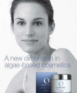 A new dimension in algae-based cosmetics