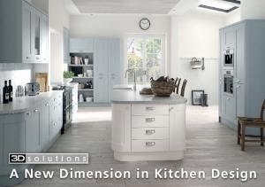 A New Dimension in Kitchen Design