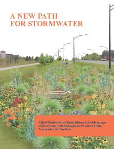 A NEW PATH FOR STORMWATER