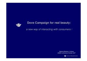 a new way of interacting with consumers!