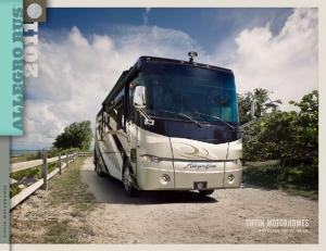 A pioneering spirit with the luxury of a four-star hotel. The new 2011 Allegro Bus offers quality that suits a gracious style of living, making it an