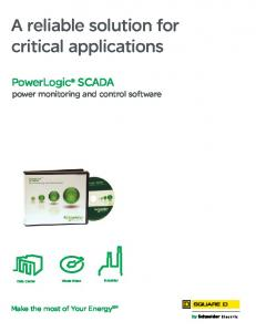 A reliable solution for critical applications