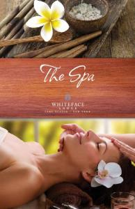 A resort spa experience like no other in the Adirondacks
