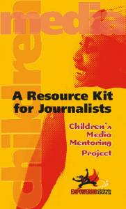 A Resource Kit for Journalists