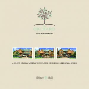 A SELECT DEVELOPMENT OF 3 EXECUTIVE INDIVIDUAL 5 BEDROOM HOMES