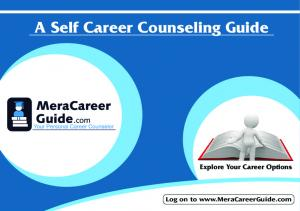A Self Career Counseling Guide
