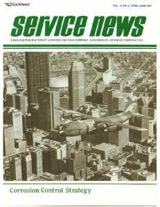 A SERVICE PUBLICATION OF LOCKHEED-GEORGIA COMPANY A DIVISION OF LOCKHEED CORPORATION