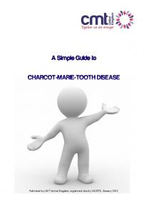 A Simple Guide to CHARCOT-MARIE-TOOTH DISEASE