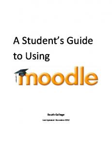 A Student s Guide to Using