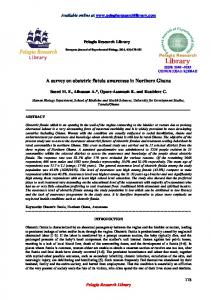 A survey on obstetric fistula awareness in Northern Ghana