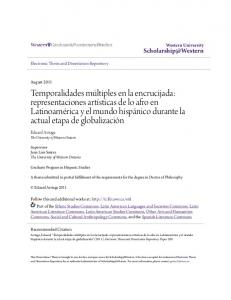 A thesis submitted in partial fulfillment of the requirements for the degree in Doctor of Philosophy