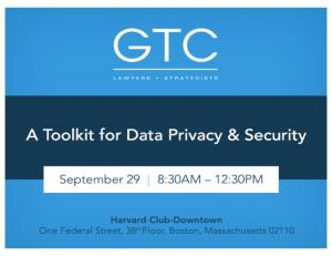 A TOOLKIT FOR DATA PRIVACY & SECURITY