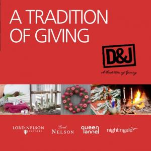 A TRADITION OF GIVING