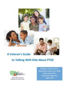 A Veteran s Guide to Talking With Kids About PTSD