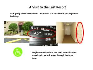 A Visit to the Last Resort