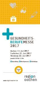 Aachen: 13. Juni 2017 Euskirchen: 21. Juni 2017 Heinsberg: 22. Juni 2017