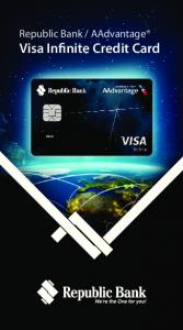 AAdvantage. Visa Infinite Credit Card