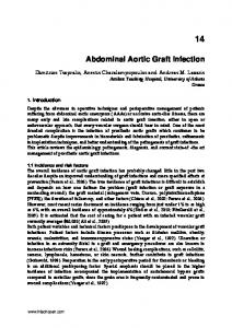 Abdominal Aortic Graft Infection
