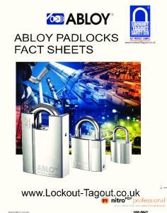 ABLOY Unique features and benefits