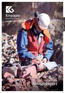 ABN ANNUAL REPORT Annual Report