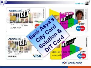 About Bank Asya. Bank s name changed as Bank Asya (previously Asya Katilim Bankasi) Became principal member of Mastercard