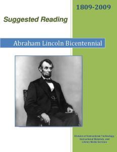 Abraham Lincoln Bicentennial