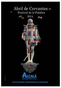 Abril de Cervantes 2014