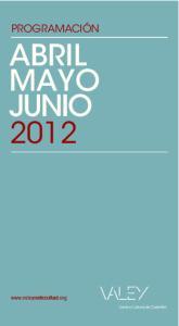 ABRIL MAYO JUNIO 2012