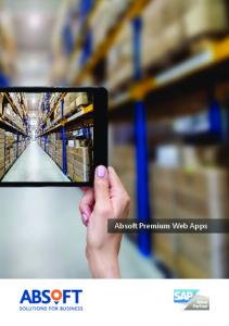 Absoft Premium Web Apps