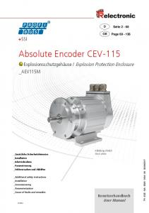 Absolute Encoder CEV-115