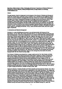 Abstract. 1. Introduction and Historical Background