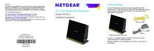 AC1750 Smart WLAN-Router