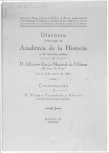 Academia de la Historia