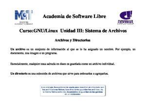 Academia de Software Libre