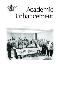 Academic Enhancement