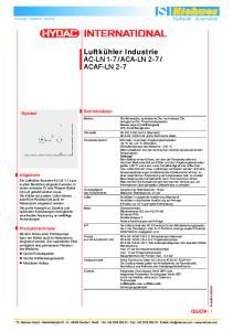 ACAF-LN 2-7