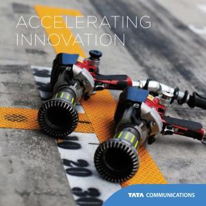 Accelerating innovation