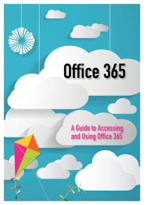 Accessing Office 365 on Personal Devices