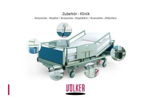 Accessoires Ziekenhuis VOLKER
