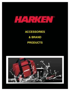 ACCESSORIES & BRAND PRODUCTS